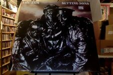 The Jam Setting Sons LP sealed vinyl RE reissue