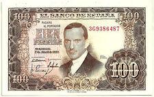 BILLETE DE 100 PESETAS DE 1953 (SC-) JULIO ROMERO DE TORRES (SERIE 3G)