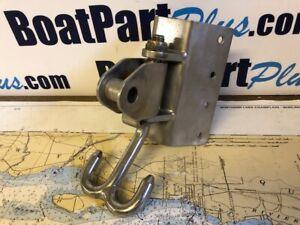 """Schaefer Marine Heavy Duty Reef Hooks / Forestay 1/2"""" Pin"""