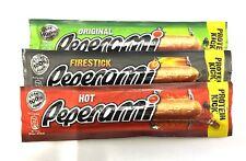 Peperami - Original, Hot, Firestick ,  12 sticks x 22.5g Protein snack