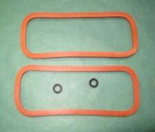 MGB MGBGT  SILICONE Side Tappet Cover Gaskets + bolt seals for 1962-1979
