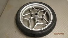 2006 BMW K1200GT K1200 GT front wheel with good tyre