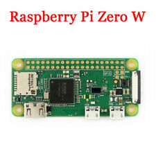 Original Raspberry Pi Zero W 1GHz ARM11 512MB RAM Built-in WiFi & Bluetooth USB