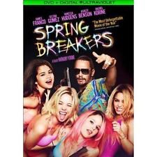 Spring Breakers DVD + UltraViolet Digital Copy