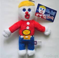 "Multipet Mr. Bill Plush Dog Sound Toy Talking Voice ""Ohh Noo"""