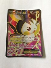Pokemon XY Emolga EX 143/146 Holo Full Art Ultra Rare Card EX-NM