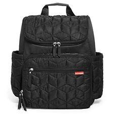 Skip Hop Forma Pack and Go Diaper Backpack Black