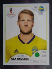 Panini World Cup 2018 Russia - Ola Toivonen Sweden No. 491