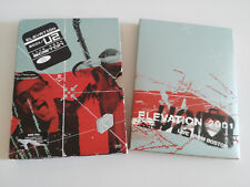 U2 ELEVATION 2001 U2 LIVE FROM BOSTON + THE BEST OF - 3 X DVD SPECIAL EDITION