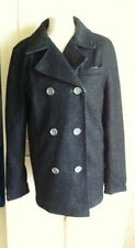 Button Wool Spring Coats & Jackets for Men