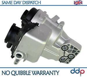For Ford Focus Mk2, Mondeo Mk4, Mondeo Turnier, S-Max Oil Filter Housing