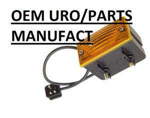 MANUFACT URO LEFT Turn Signal Light Assembly 3497 04