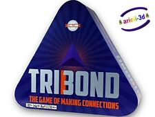 TRIBOND THE GAME OF MAKING CONNECTIONS - OVER 3 MILLION SOLD