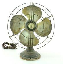 Beautiful Vintage Westinghouse 4 Blade Tabletop Fan