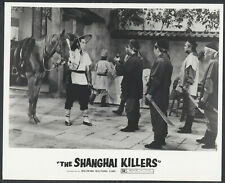The Shanghai Killers '71 JAMES TIEN MACHETE MARTIAL ARTS VERY RARE