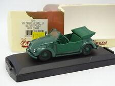 Victoria Militaire Army 1/43 - VW Cabrio Hebmuller Military Police av Portes