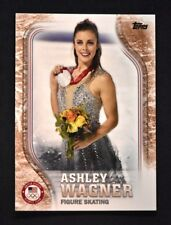 2018 Topps US Winter Olympics Bronze #US-13 Ashley Wagner