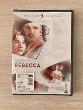 Rebecca ALFRED HITCHCOCK Premiere Collection DVD New Sealed