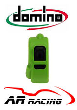 Domino Universal Start Stop / Map / Rain Light Handlebar Switch in Green