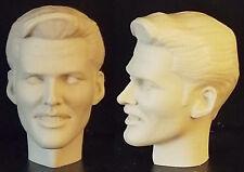 1/6  Scale Custom Errol Flynn Action Figure Head # 2