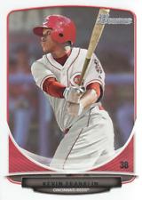 2013 Bowman Draft Baseball Draft Picks #BDPP25 Kevin Franklin Cincinnati Reds