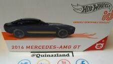 Hot Wheels ID 2016 Mercedes-AMG GT (CG08)