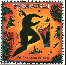 THIRD WORLD - IT'S THE SAME OLD SONG - RARE CARDBOARD SLEEVE CD MAXI