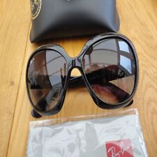 Ray-Ban Plastic Frame Sunglasses for Women