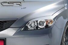 CSR Scheinwerferblenden Set Mazda 3 (BK, 03-09) CSR-SB173