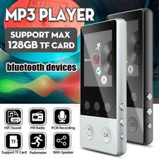 Bluetooth MP3 Musik Player mit verlustfreier FM-HiFi Unterstützung auf 128 GB
