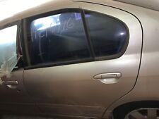 1999-2002 Infiniti G20 Left Rear Door 00 01 Silver Driver