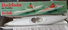 rc modellbau schiffe bausatz balduin der Paddler von Krick