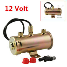 12V 4-5.5Psi Low Pressure Electric Fuel Pump For Land Rover Ford Mini MG Jaguar