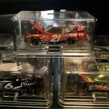 NASCAR Team Caliber 2000 Lot of 5 1:64 Diecast Stock Cars #42 #25 #6 #99 #21 New
