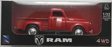 NewRay - ´52 / 1952 Dodge Pickup Truck rot 1:32 / Spur 1 Neu/OVP