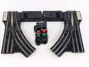 Lionel Postwar 022 Remote Control Switches LH & RH Track O Gauge