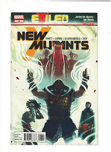 New Mutants #43 VF+ 8.5 Marvel Comics 2012 Exiled, Journey Into Mystery
