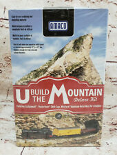 AMACO U Build The Mountain Deluxe Model Train Display Sculpting Compound Kit NEW