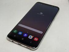 Samsung Galaxy S8+ Plus SM-G955 64GB Silver Sprint Unlocked Smartphone GOOD 18