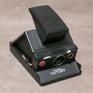 Polaroid SX-70 Alpha 1 Model 2 Land Camera - Refurbished Condition