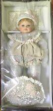 Mundia Sacha Porcelain Doll Cecile  et Christine Ltd. Edition France - NIB