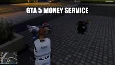 GTA 5 Online PS4 Money Service (PS4) READ DESCRIPTION!!!