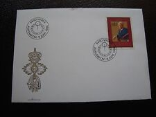 LIECHTENSTEIN - enveloppe 1er jour 9/6/1986 (B2)