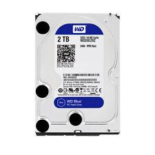 """WD Blue 2TB Desktop Hard Disk Drive - 5400 RPM SATA 6 Gb/s 64MB Cache 3.5"""""""