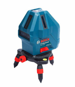 [Bosch] GLL 5-50X Professional 5-Line Laser Measure Self-Leveling ⭐Tracking⭐