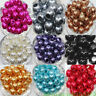 5/10/20/50Pcs Faux Pearl Beads Round Large Hole European For DIY Jewelry Making