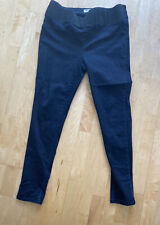 Maternity Jeans Dark Blue Size 14 dorothy Perkins