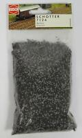 BNIB BUSCH 7124 MIXED TRACK BALLAST GRAVEL SCATTER MODEL RAILWAY SCENERY OO