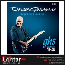 GHS David Gilmour Signature Blue Set Boomers Electric Guitar Strings 10-48 New