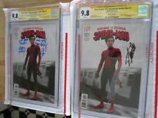 2 CGC SS 9.8 Peter Parker Spectacular Spider-man #1 Stan Lee~(Kubert & Zdarsky)